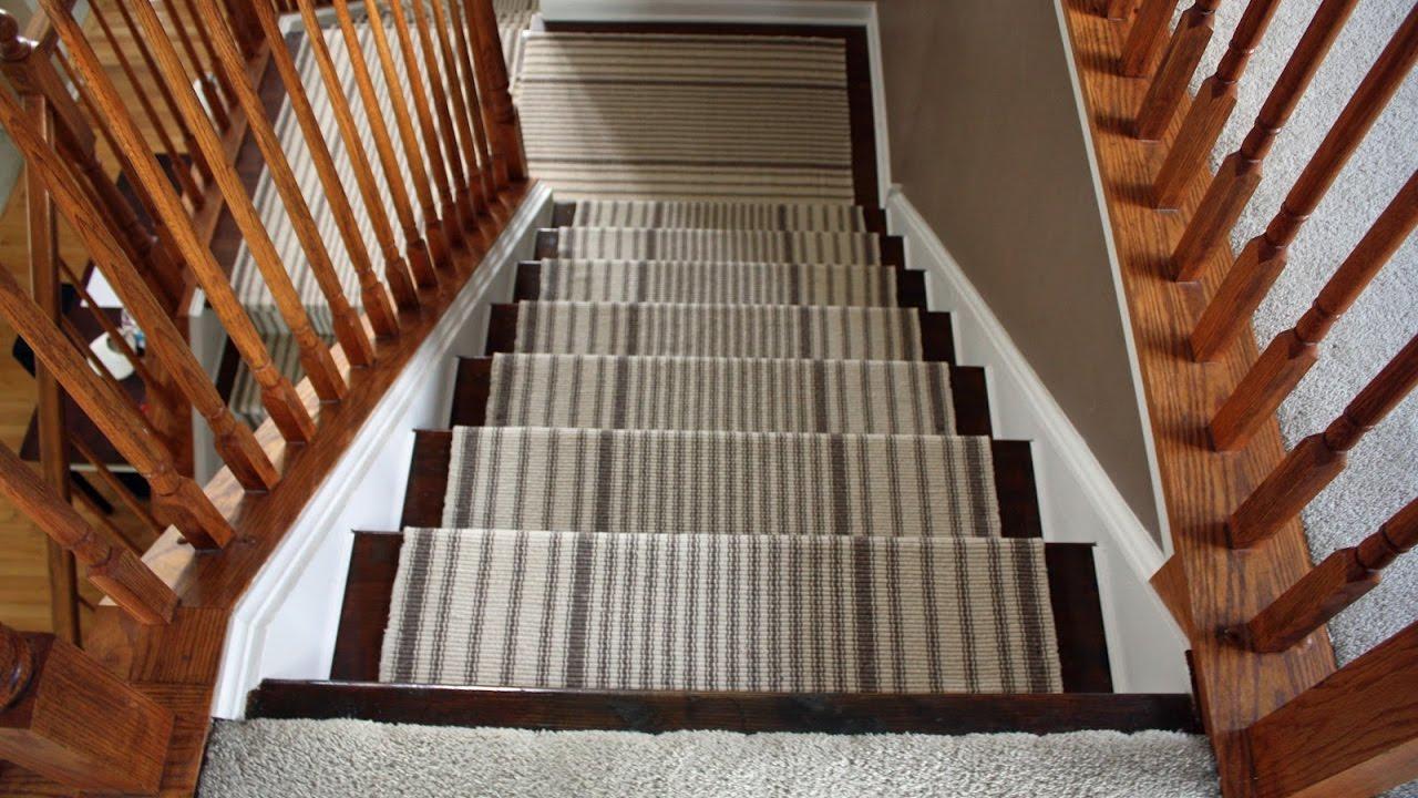 Elegant Carpet Runner For Stairs Interior Runners Carpet