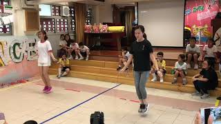 Publication Date: 2018-06-15 | Video Title: 20180615 Skipping competition