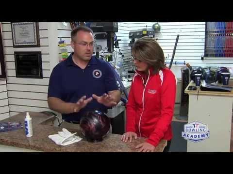 Proper Bowling Ball Maintenance  |  USBC Bowling Academy
