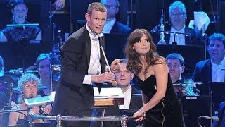 Doctor Who At The Proms 2013 - Mini Scene + Matt Smith & Jenna Coleman