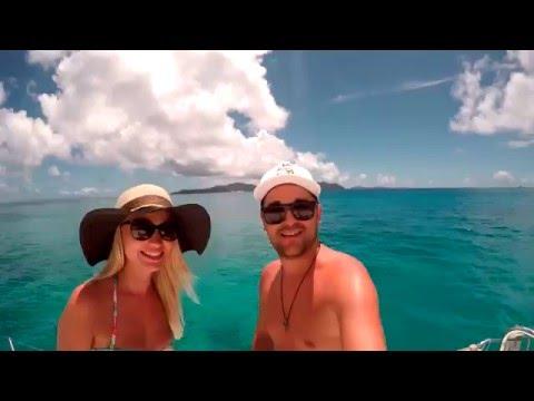 Our amazing Honeymoon in Seychelles! ♡