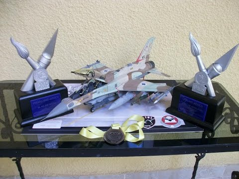 F-16I Sufa 1/32 Academy