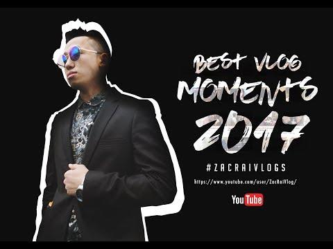 BEST FUNNY ZAC RAI VLOG MOMENTS | HIGHLIGHTS (2017)!!