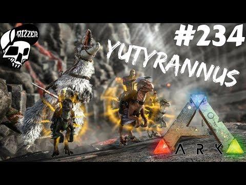 Yutyrannus - Nowy Predator - ARK Survival Evolved PL Update 258