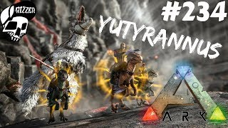Yutyrannus - Nowy Predator - ARK Survival Evolved PL Update 258