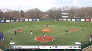 Baseball Highlights - Feb. 17 at Little Rock