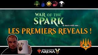 [Magic Arena] War of the Spark, les premiers Reveals!