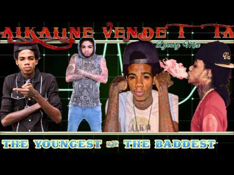 Alkaline Vendetta [youngest And Di baddest] mixtape mix by