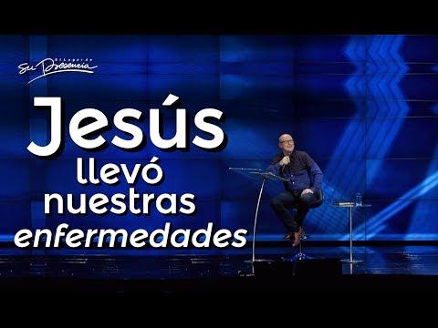 Jesus llevo nuestras enfermedades - Andres Corson - 6 Abril 2014