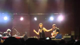 "HIATUS KAYIOTE ""Rainbow Rhodes/Ocelot"" LIVE@VILLAGE UNDERGROUND, London 18.11.13"