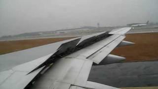 landing at Hartsfield-Jackson Atlanta International Airport