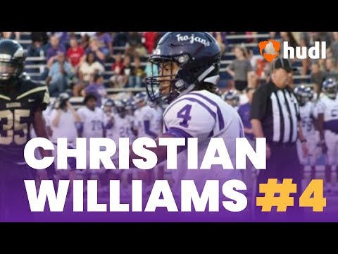 Christian Williams | Daphne High School Football | Ultimate Highlights