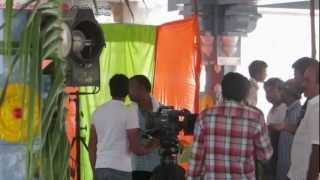 ETV Serial Sikharam On Sets - making video
