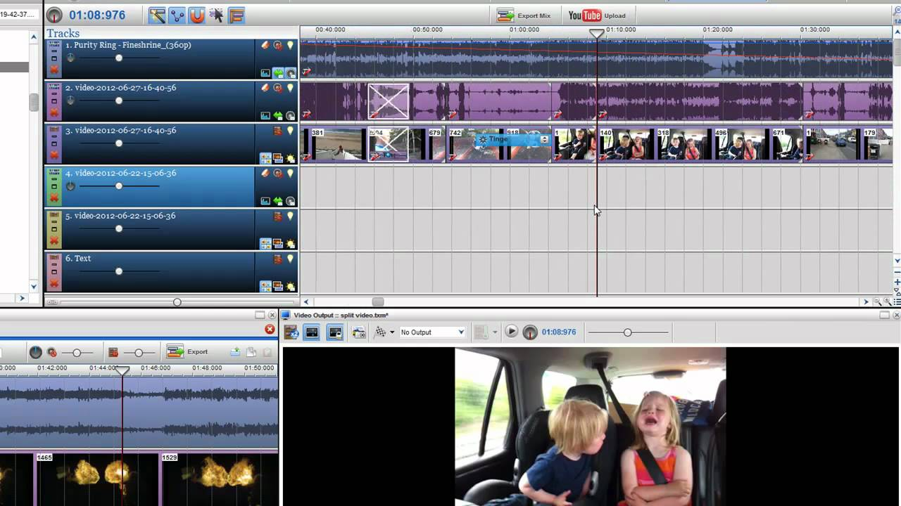 how to take audio clips from youtube