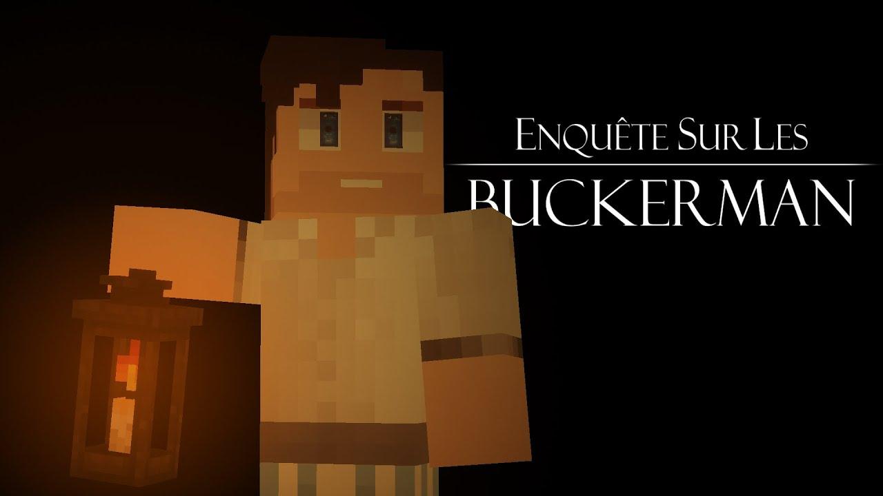 ENQUÊTE SUR LES BUCKERMAN ~ Teaser Court métrage Minecraft HD {FR} Par Gundred4