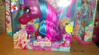 BARBIE Secret Door Magic Unicorn