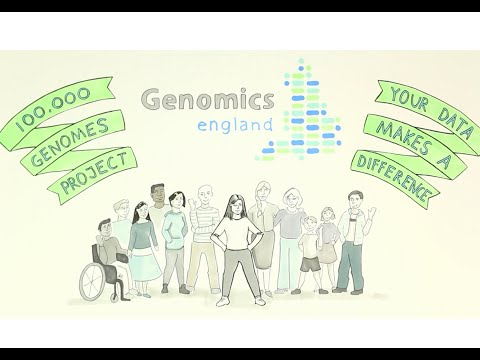 Data in the 100,000 Genomes Project (version 1.0 02/09/15)