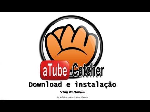 aTube Catcher Download e instalação 2017