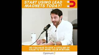 Start Using Lead Magnets Today! – Top Lead Generation Strategies For 2021
