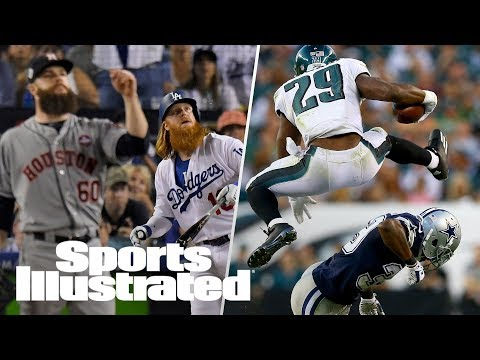 Has This World Series Helped Baseball? Do The Eagles Have A Weakness? | SI NOW | Sports Illustrated