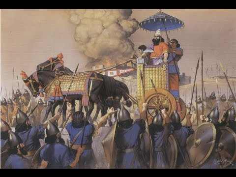 Events of the 730s BC part 1 - The Wars of Tiglath-pileser III