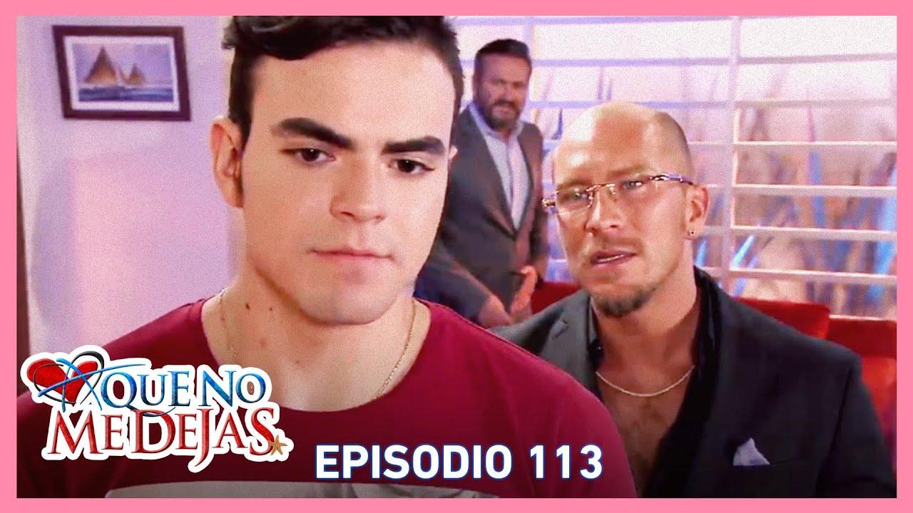 Download A que no me dejas: Tobias cuestiona a Leonel por su abandono | Resumen C-113 | tlnovelas