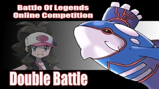 battle of legends online competition pokemon x and y live wifi battle
