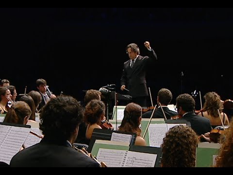 Muti conducts Beethoven: Fifth Symphony - Set 4 DVDs available on riccardomutimusic.com