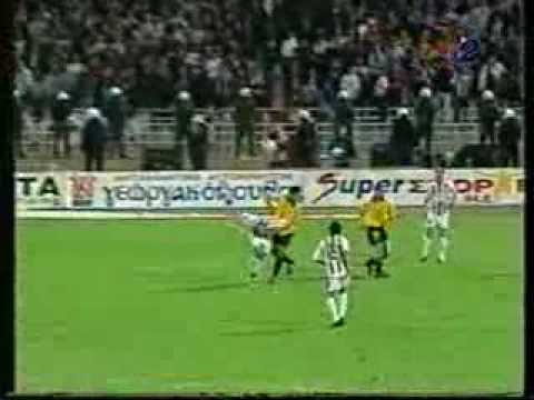 27.04.2002 FINAL GREEK CUP A.E.K. - OLYMPIACOS 2-1 (50'+)
