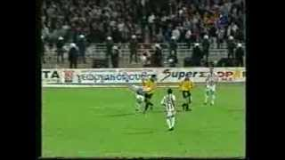 Video 27.04.2002 FINAL GREEK CUP A.E.K. - OLYMPIACOS 2-1 (50'+) download MP3, 3GP, MP4, WEBM, AVI, FLV September 2018