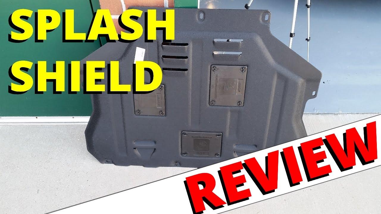 splash shield review jinke aliexpress how to escape