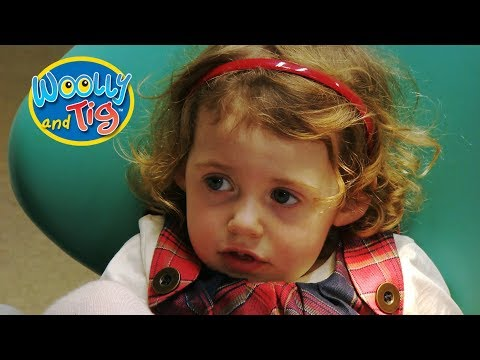 Woolly and Tig - Opening Your Mouth For the Dentist | Full Episodes | Kids TV Show | Toy Spider