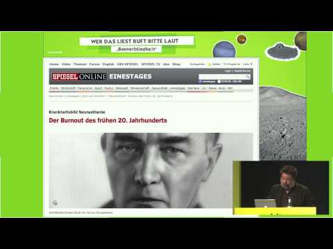 re:publica 2015 – Felix Schwenzel: Kognitive Dissonanz on YouTube