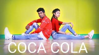 Coca cola song | Tony Kakkar Tanishk Bagchi Neha Kakkar | Dance Choreography | Sandip Lohia