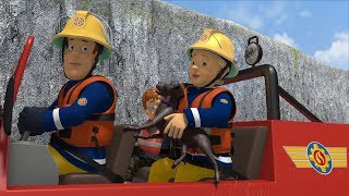 Fireman Sam 🌟New Episodes 🔥Best Water Rescues - Fireman Sam saves Pontypandy 🚒🔥Kids Movie