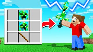 So We Added 5 NEW SWORDS To Minecraft... (overpowered)