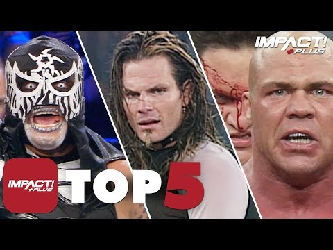 5 GREATEST Debuts In IMPACT Wrestling History! | IMPACT Plus Top 5