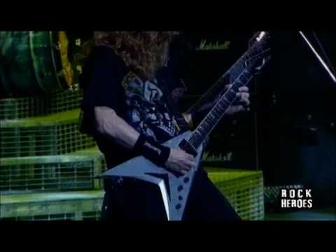 Megadeth - 06 Kick The Chair(Live In Usa)(1080p)(HD)