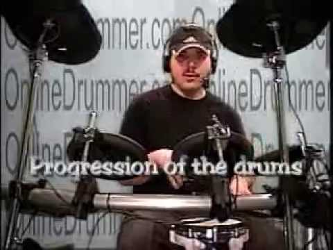 Drum Lesson Lessons From Back in Black ACDC