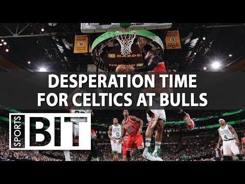 Boston Celtics at Chicago Bulls Game 3   Sports BIT   NBA Picks