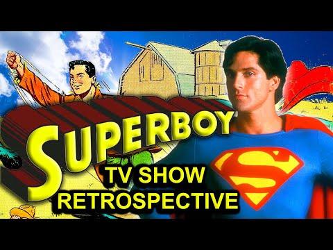 Superboy TV  19881992 Retrospective