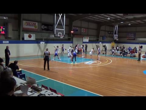 Canberra Capitals Academy v Albury-Wodonga Bandits