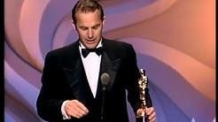Kevin Costner Wins Best Directing: 1991 Oscars