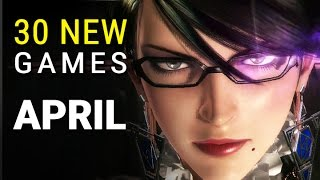 April PlayScores | 30 New Switch, PC, PS4, XB1 games of April 2017