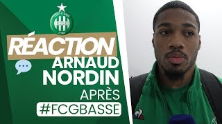 "VIDEO: Arnaud Nordin : ""J'avais faim de tout donner"""
