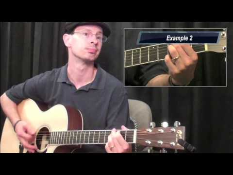 How To Play Rock/Blues Progressions 1 | Elmore Music
