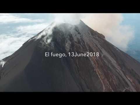 El fuego, 13 June 2018