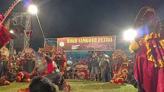 Download Full tari rampokan Rogo samboyo Putro tawuran terjelaskan live pojok Mojoroto kota kediri