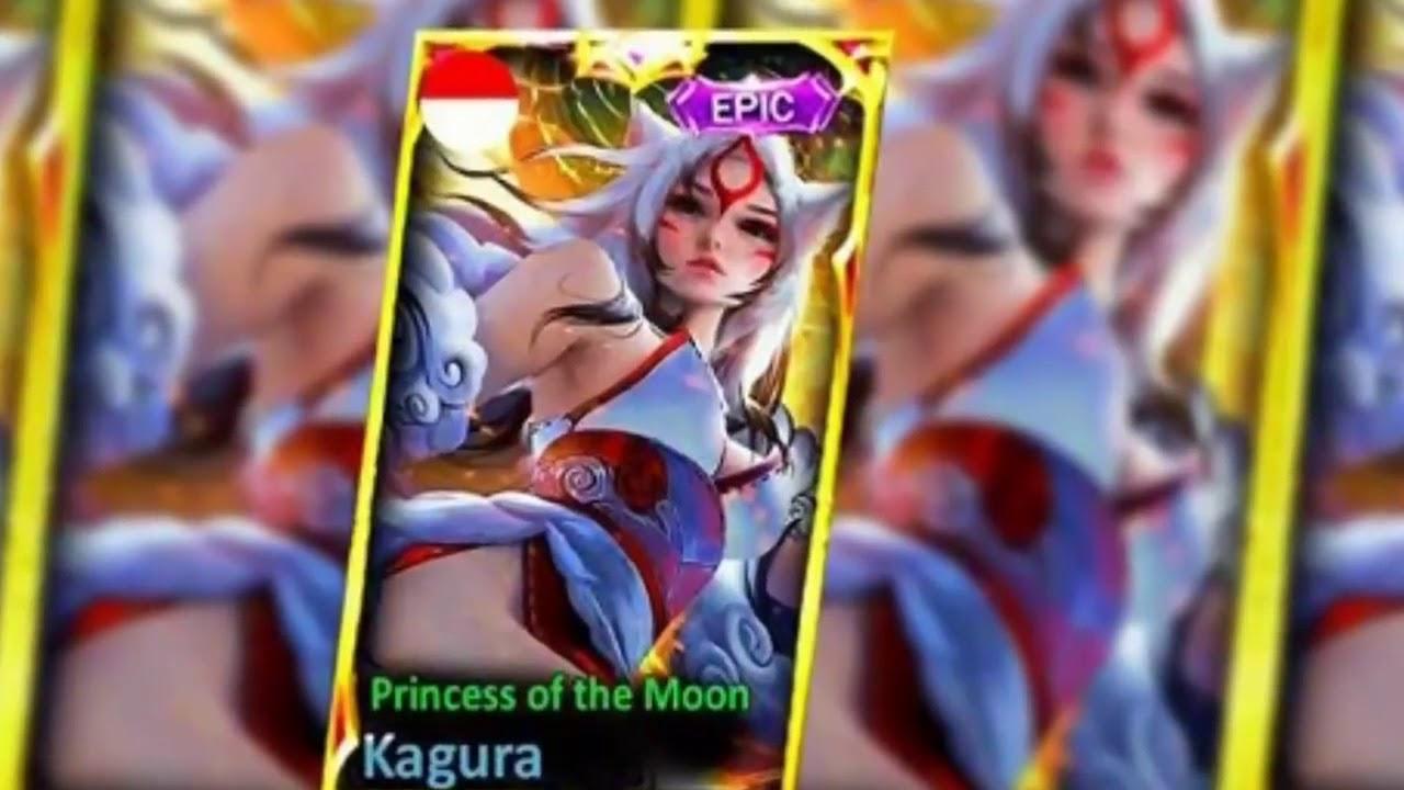 Mobile Legends Kagura Skin Wallpaper