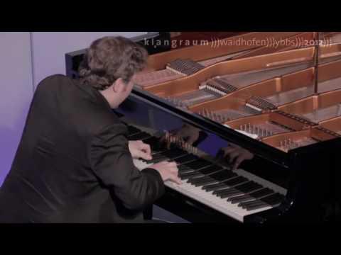Lukas Vondracek plays Rachmaninoff on the Bösendorfer concert grand at Klangraum Waidhofen